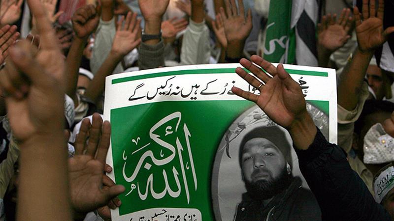 Pakistan's blasphemy law