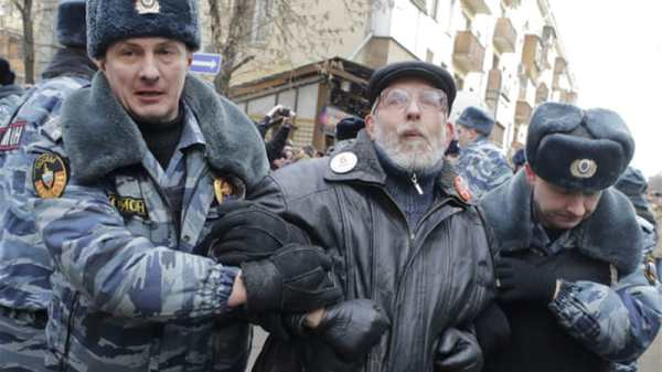 Russian anti-Putin rioters face years in jail | Russia ...