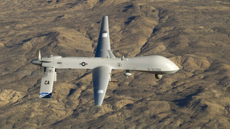 Drone strikes have killed numerous leaders of the Taliban in Afghanistan and Pakistan [Reuters]