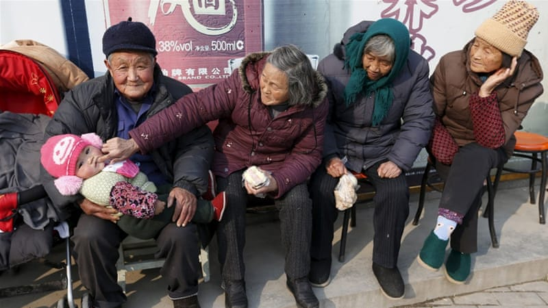 The most fundamental challenge in ageing China is the lack of social provisions, such as healthcare and social security, writes Zhang [Reuters]
