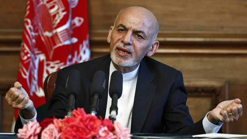 President Ashraf Ghani faces the same impediments to peace as his predecessor, writes Faizi [EPA]