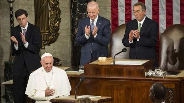 Full text of Pope Francis' speech to US Congress | News ...