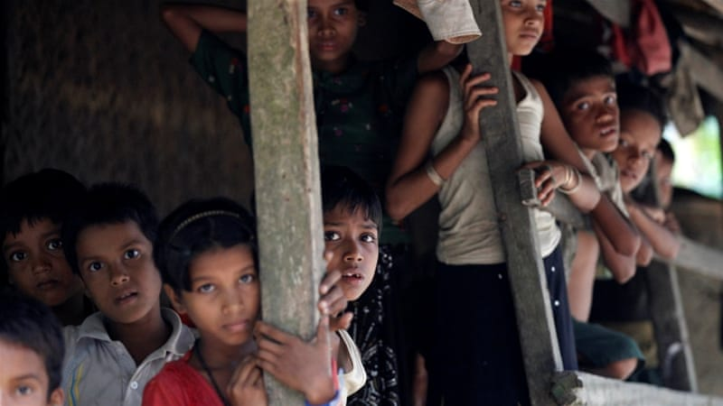 Myanmar has refused to recognise Rohingya minorities as citizens for generations [Reuters]