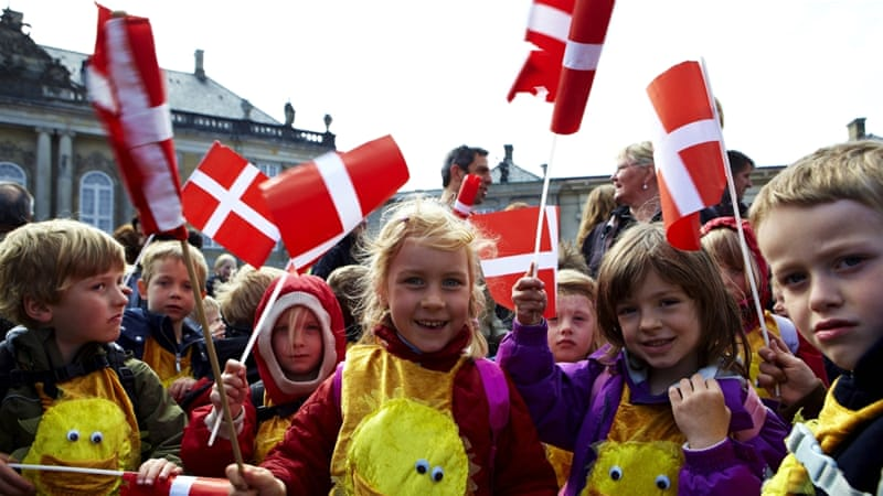 Denmark is known for its extensive and generous cradle-to-grave welfare [Getty Images]
