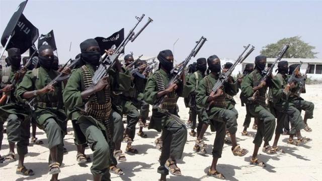 Can drone strikes defeat al-Shabab?