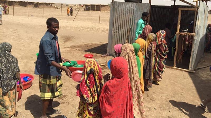 Famines in Ethiopia