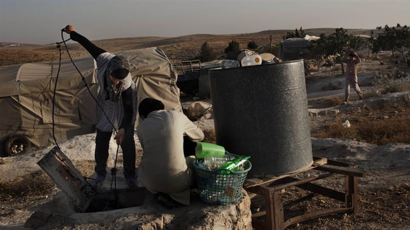 After the 1967 war, one of Israel's first acts was to declare all water resources to be under its control [File: AP]