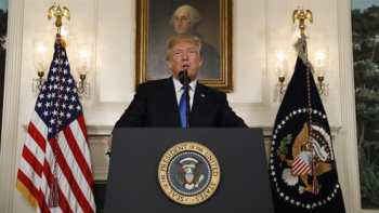 Image result for Donald Trump, refused to certify the July 2015 nuclear Iran