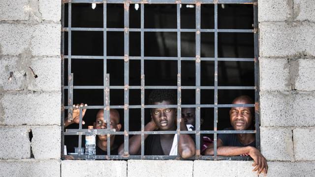 Migrants for sale: Slave trade in Libya