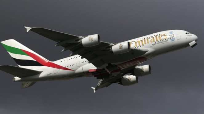 Image result for Emirates airline profits plunge 82.5% in past year