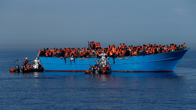 Sixty migrants have died trying to cross the waters to Spain from North Africa since January [File: Darrin Zammit Lupi/Reuters]