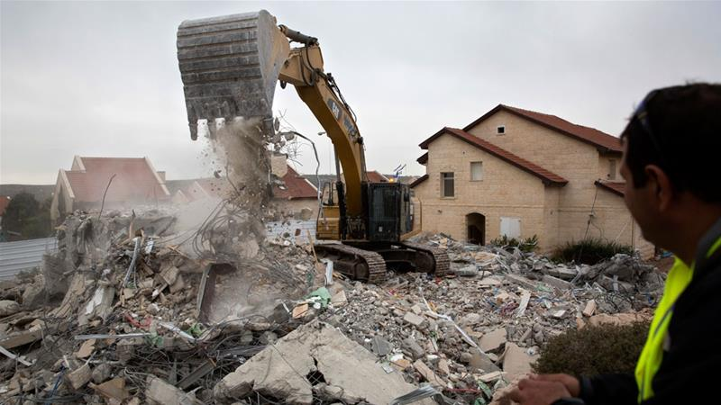 Israeli settlements are considered illegal under international law [File: AFP]