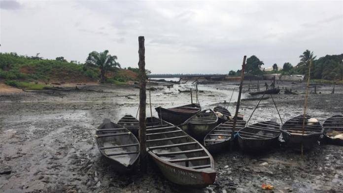 Nearly 10 years after two devastating oil spills, the Niger Delta is still affected [Al Jazeera]