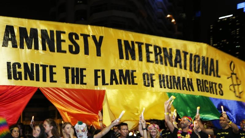 Amnesty India has campaigned against arbitrary detention of human rights activists and leaders of marginalised groups [Jason Reed/Reuters]