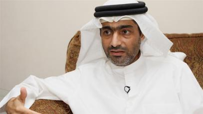 Emirati activist Ahmed Mansoor was sentenced to 10 years in prison in May 2018 for posts he made on social media [File: Nikhil Monteiro/Reuters]
