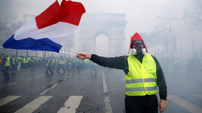 What's happening in France? The 'yellow vest' movement explained