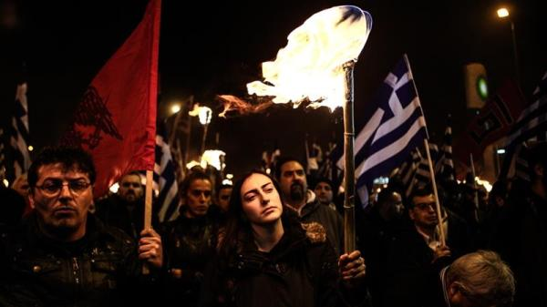 Tensions high in Athens ahead of nationalist rally ...