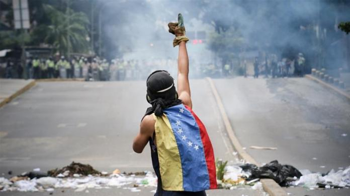 The Battle for Venezuela