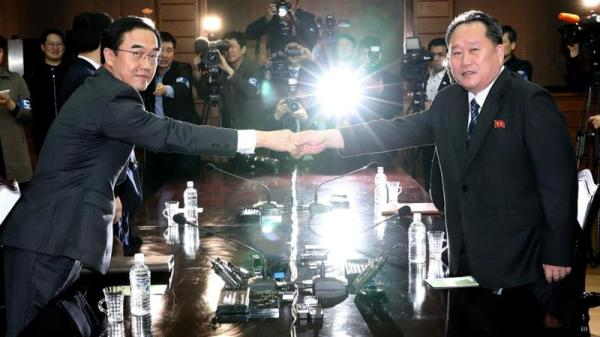 Date set for first inter-Korean summit since 2007 | News ...