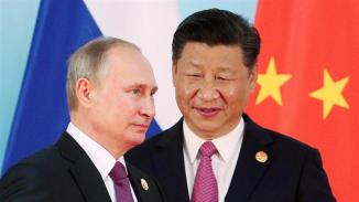 Image result for putin xi jinping