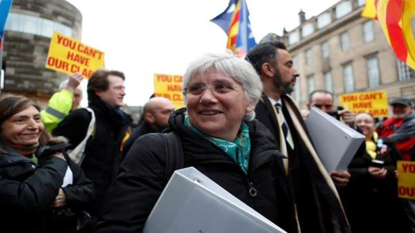 Scotland: Catalan separatist fighting Spanish extradition ...