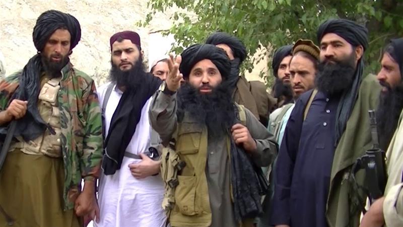 Pakistan Taliban chief Mullah Fazlullah 'killed in drone attack'