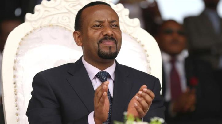 Ethiopia's Prime Minister Abiy Ahmed is also from the country's Oromia region [File: Tiksa Negeri/Reuters]