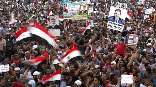 Image result for Egypt Court Sentences 75 to Death Over 2013 Pro-Morsi Protests