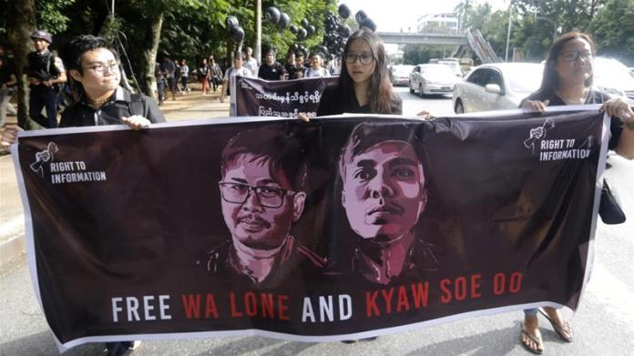 The Perils of Journalism in Myanmar