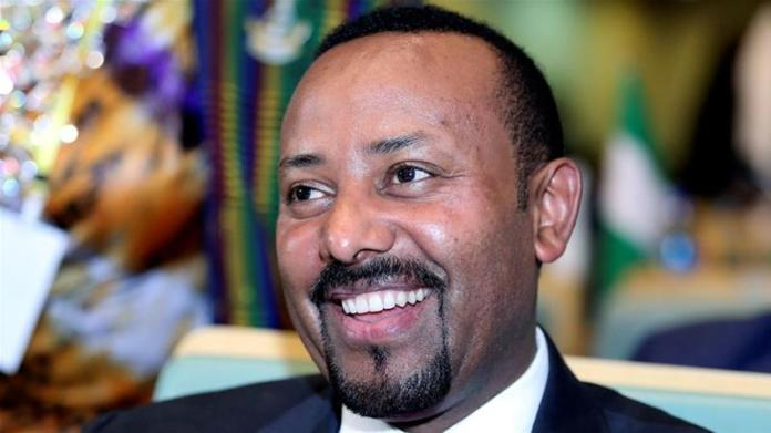 Ethiopian Prime Minister Abiy Ahmed has established peace with neighbouring Eritrea and held numerous reforms in the country [Tiksa Negeri/Reuters]