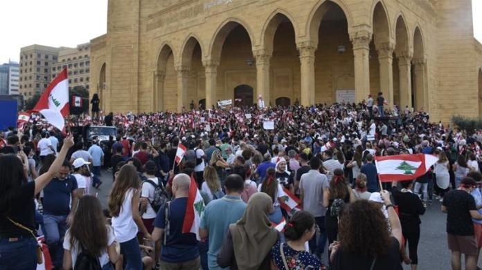 Lebanon's anti-austerity protests enter fourth day