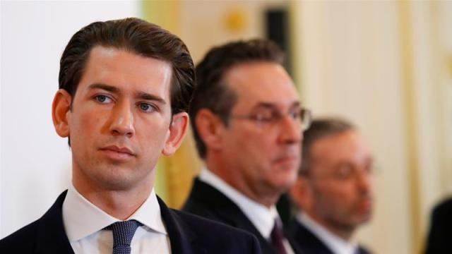 Will Austria's government really crack down on the far right?