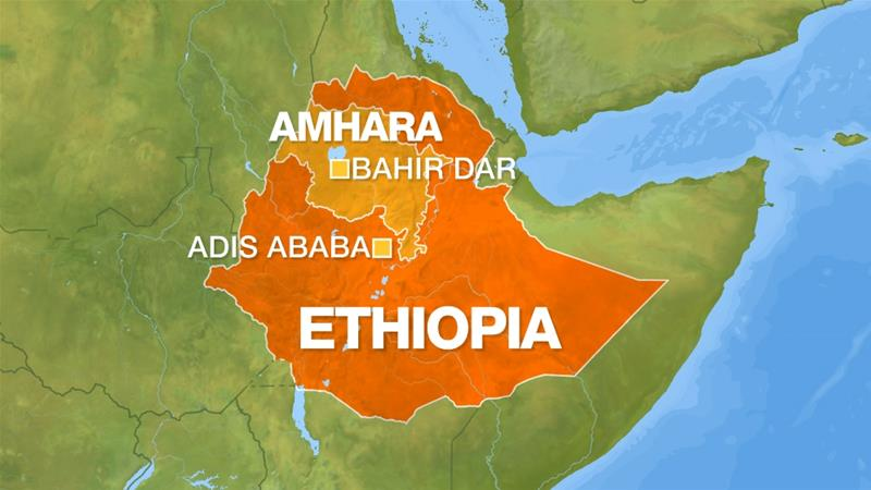 Nearly 250 arrested in Ethiopia after foiled coup: State TV