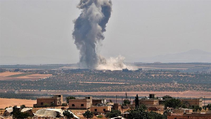 Syria's war: Rebels withdraw from Idlib's Khan Sheikhoun