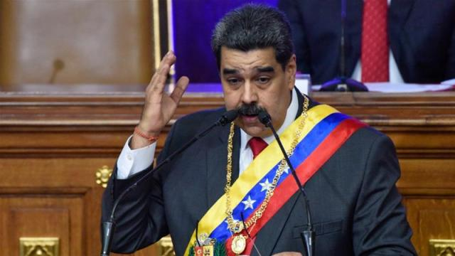 Maduro has long charged the US is attempting remove him via any means possible [Carolina Cabral/Getty Images]
