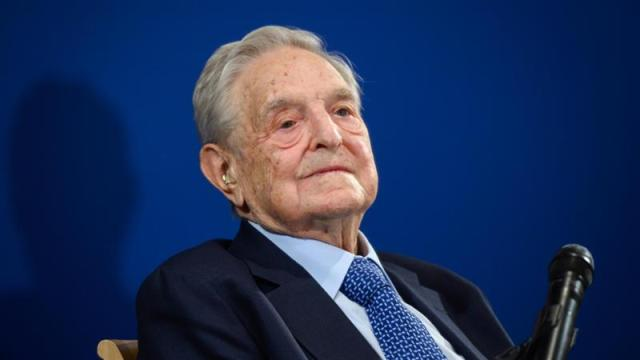 Soros says the EU must come together during the pandemic to support weaker members such as Italy, in order to avoid future friction [File: Fabrice Coffrini/AFP]