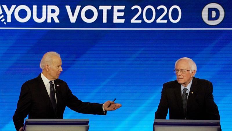 Who can beat Donald Trump: Bernie Sanders or Joe Biden?