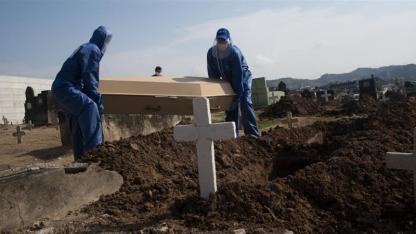 ブラジルはコロナウイルス番号の公開を停止します