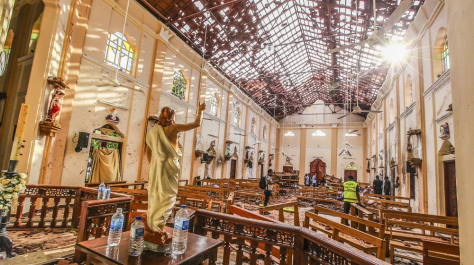 Easter bombings: Sri Lanka probes charges against spy agencies