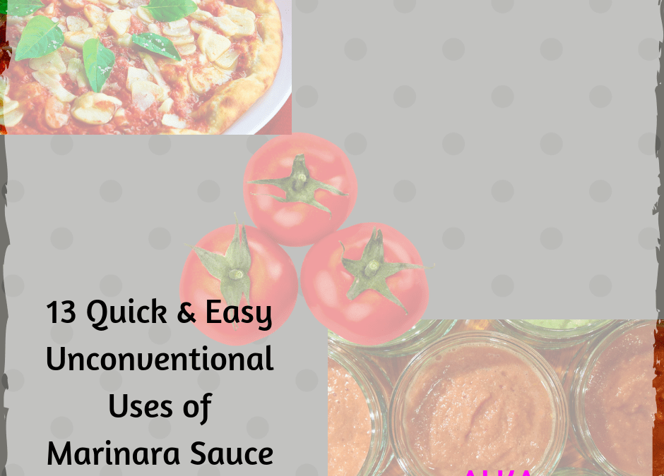 13 Quick & Easy Unconventional Uses of Marinara Sauce