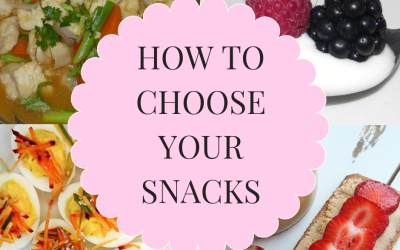 How to choose snacks + FREE download
