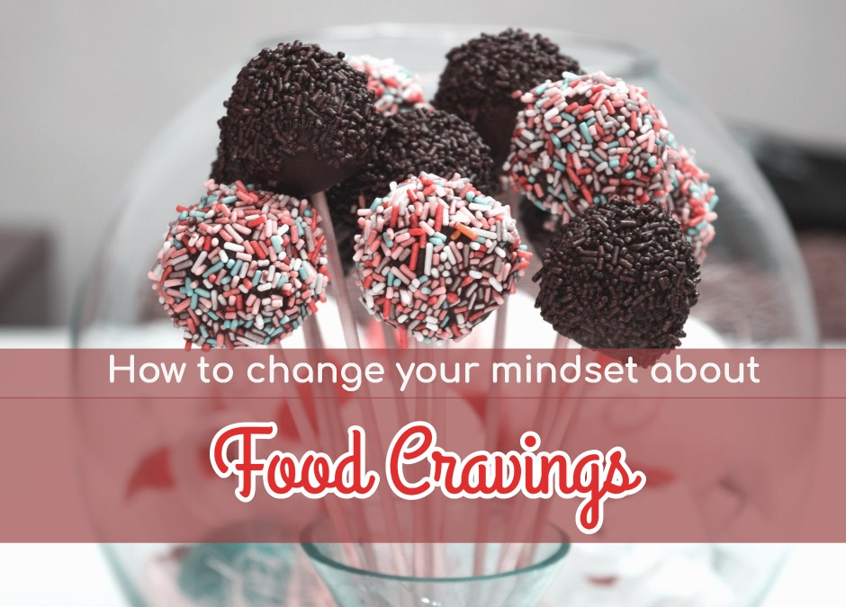 Video 3 of 4: How to change your mindset to STOP cravings