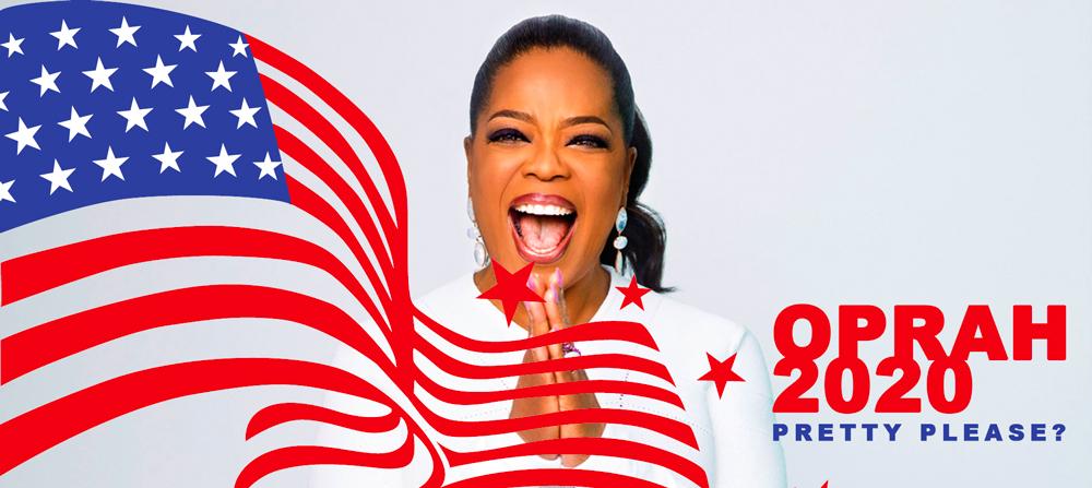 Oprah for Potus ad
