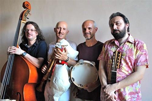 Quartetto Areasud (Sicily/Calabria)