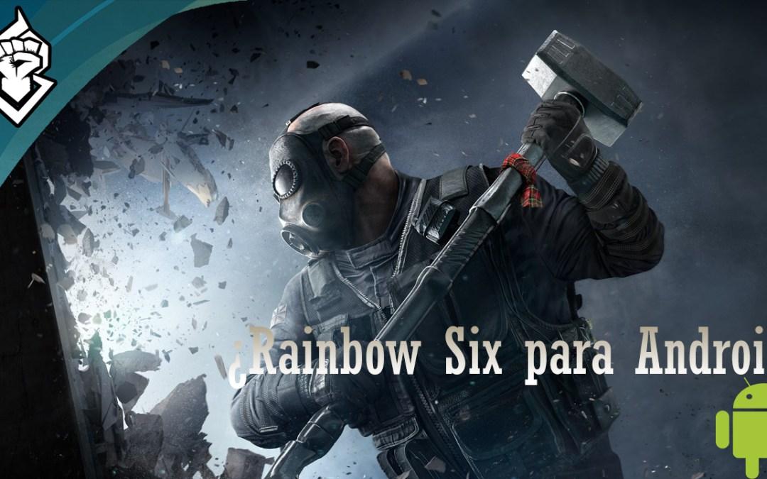 Arena F2, el Rainbow Six Siege de dispositivos móviles