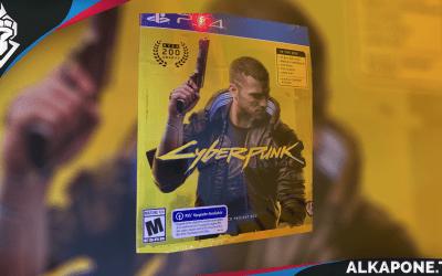 Parece que Cyberpunk 2077 vendría en 2 discos en PS4