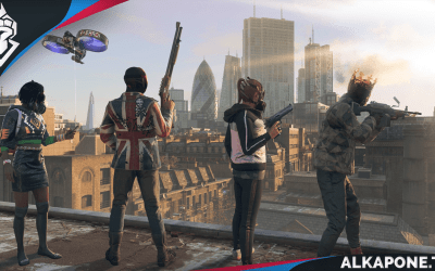 El online de Watch Dogs Legion se retrasa hasta 2021
