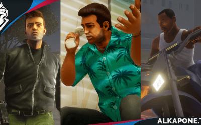 Tenemos las primeras imágenes de Grand Theft Auto: The Trilogy – Definitive Edition