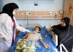 مرضى السرطان في العراق