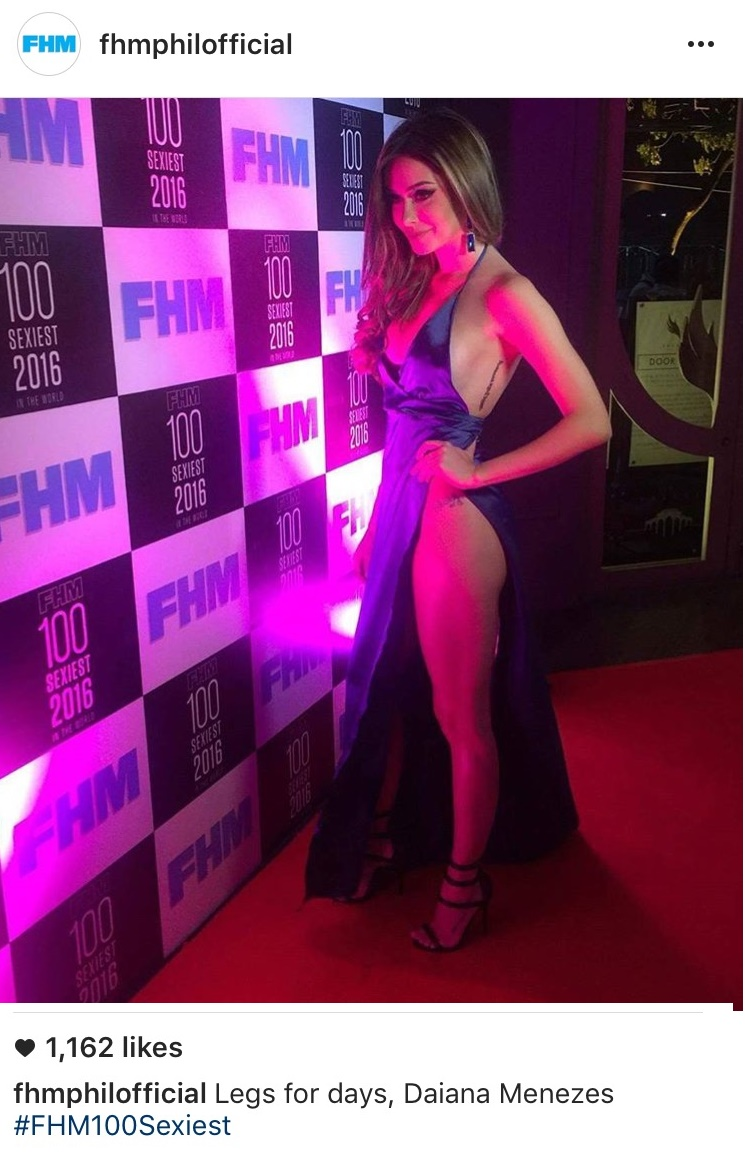 FHM 2016 Sexiest Women in the Victory Party13